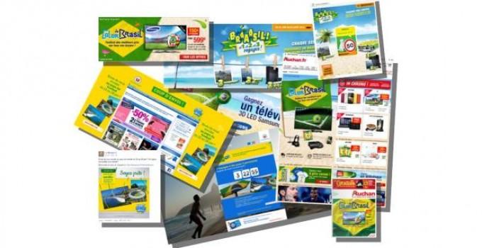 Opérations Coupe du Monde : la loterie et le cross canal à l'honneur !