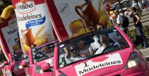 Caravane madeleine St Michel