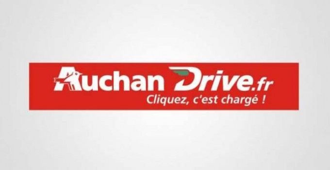 Auchan Drive révolutionne son application mobile