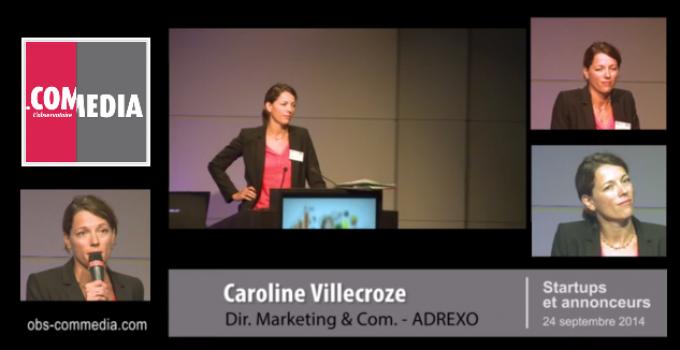 Innovation : allons plus loin avec Caroline VILLECROZE