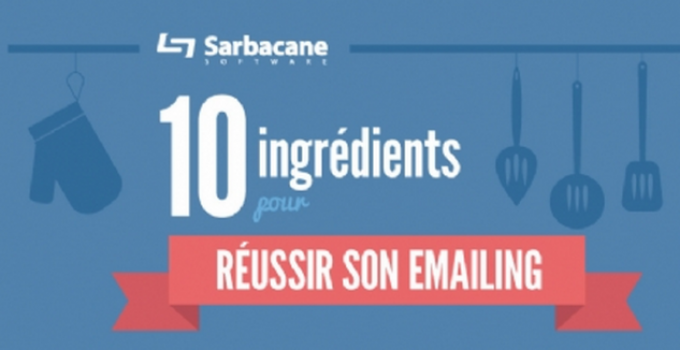 [Infographie] Comment réussir sa campagne emailing ?