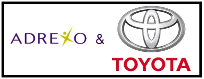 Cas client Adrexo - Toyota