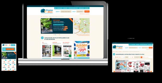 Promodeclic : le prospectus géolocalisé et personnalisé sur smartphone et tablette