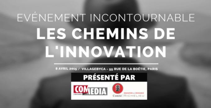 Evénement Obs Commedia : Les chemins de l'innovation