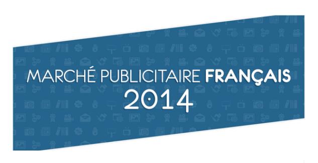 Le marché publicitaire Français en 2014 : le temps de la convalescence?