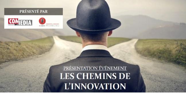 Adrexo sur les Chemins de l'Innovation avec Com Media
