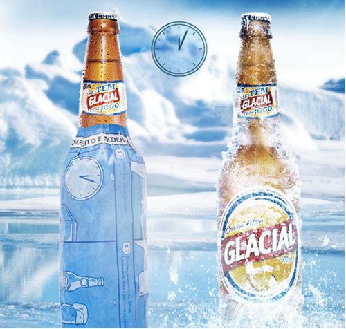 Bière glacial