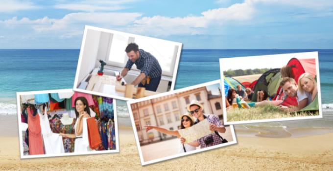 Tourisme, bricolage, soldes : comment consommeront les Français cet été?