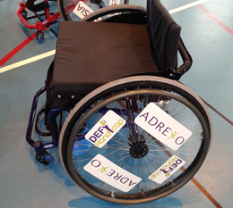 Ecole rugby fauteuil 2