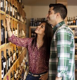La consommation de Vins à la Foire aux Vins