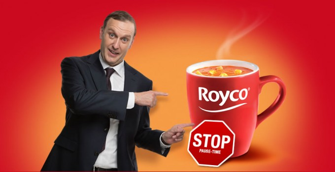 Royco, le ROI du snacking
