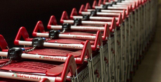 Comment Auchan personnalise-t-il l'expérience sur son site Web ?
