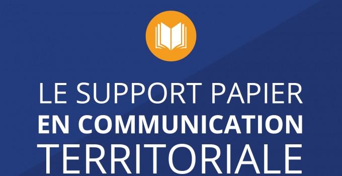 Infographie – quels sont les supports papiers les plus consultés en communication territoriale ?