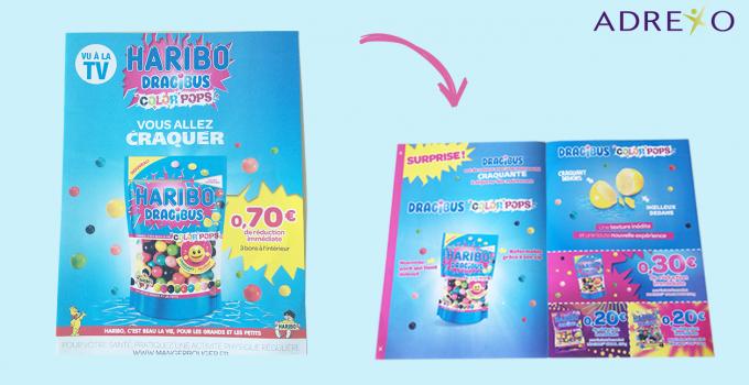 Cas client : DRAGIBUS Color Pops de HARIBO joue la nouveauté !