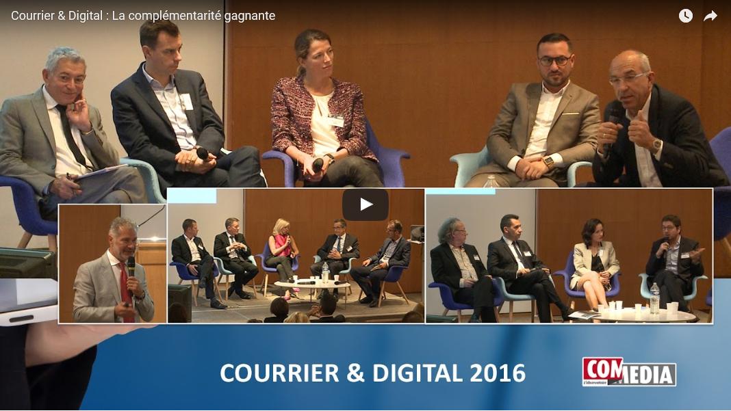 « Courrier & Digital, la combinaison gagnante » : ce qu'il faut retenir de cette rencontre !