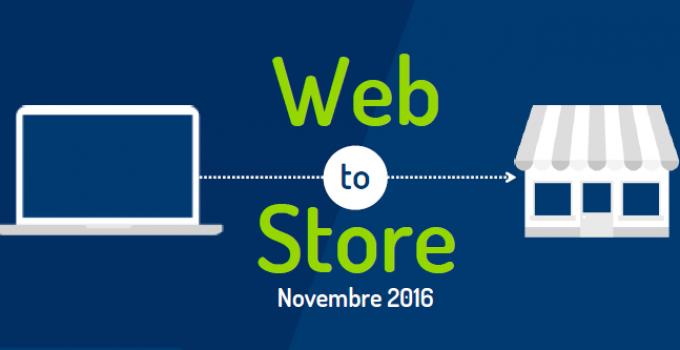 Du Web-to-Store au Click&Collect : les nouvelles pratiques de consommation des Français