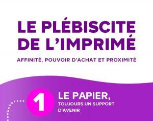 rapport des Français au papier