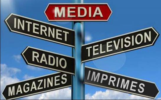 L'imprimé publicitaire média incontournable Mix média
