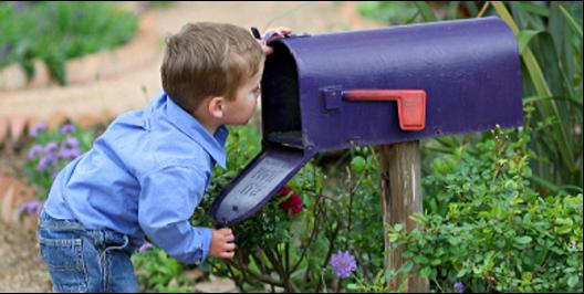 L'imprimé publicitaire en boite à lettres